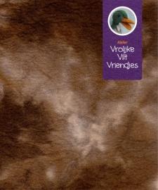 Sprookjesvilt bruin- beige (vrouwtjes eend)
