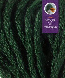 Sprookjes vetplant groen- geel splijtgaren