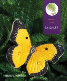 Vlinder Oranje Luzerne