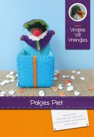 Patroonblad Pakjes Piet