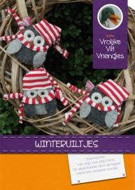 Patroonblad Winteruiltjes