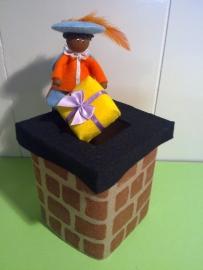 Piet met schoorsteen (klantenfoto)