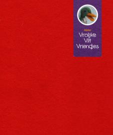 Rood wolvilt