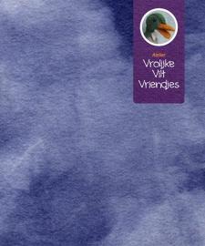 Sprookjes vetplant grijsblauw