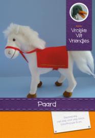 Paard schofthoogte 10 cm