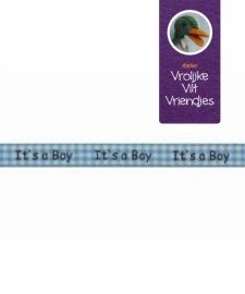 Its a boy lint