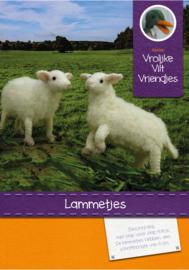 Drie schapenpakketten