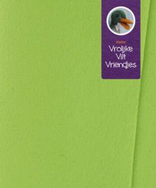 Groen appel wolvilt