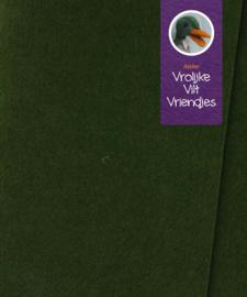 Groen donker wolvilt