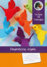 Regenboog vogels
