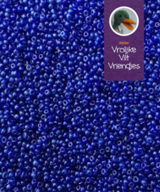 Rocailles donkerblauw