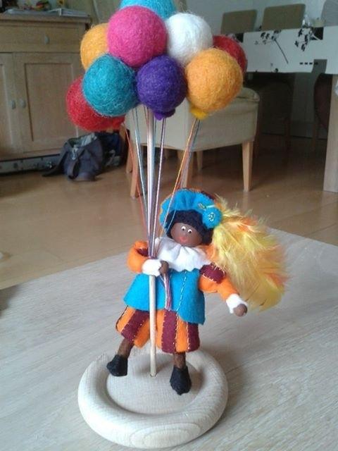 Ballonnen Piet (klantenfoto)