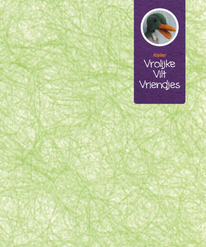 Angelwire papier groen