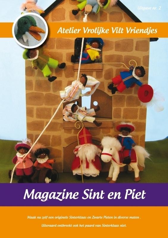 Magazine nr. 2 : Sint en Piet