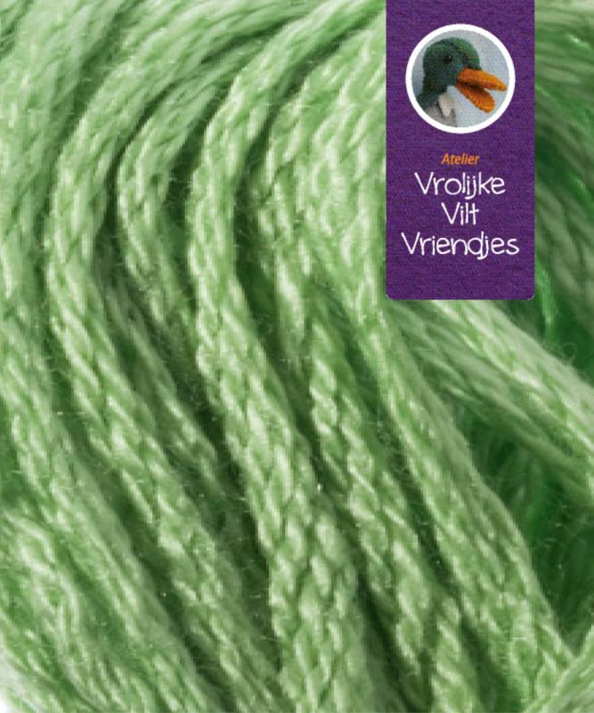 Groen lente fris splijtgaren