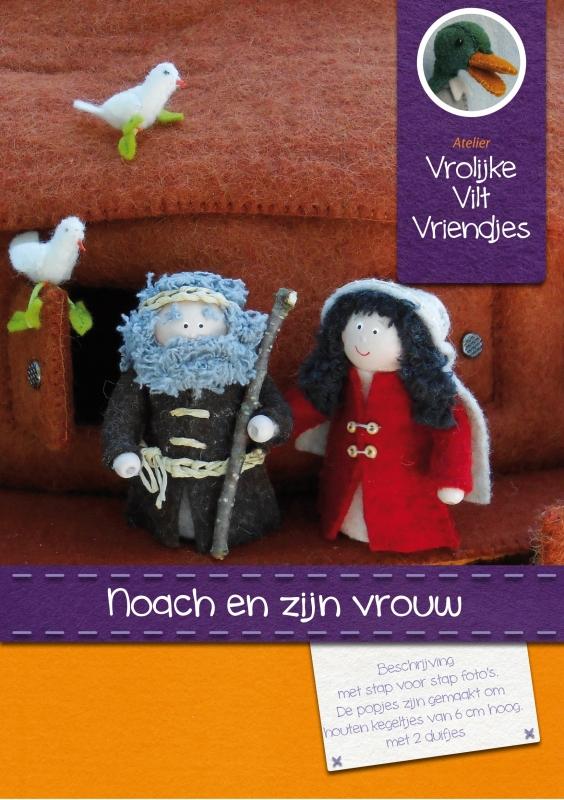 Noach en zijn vrouw