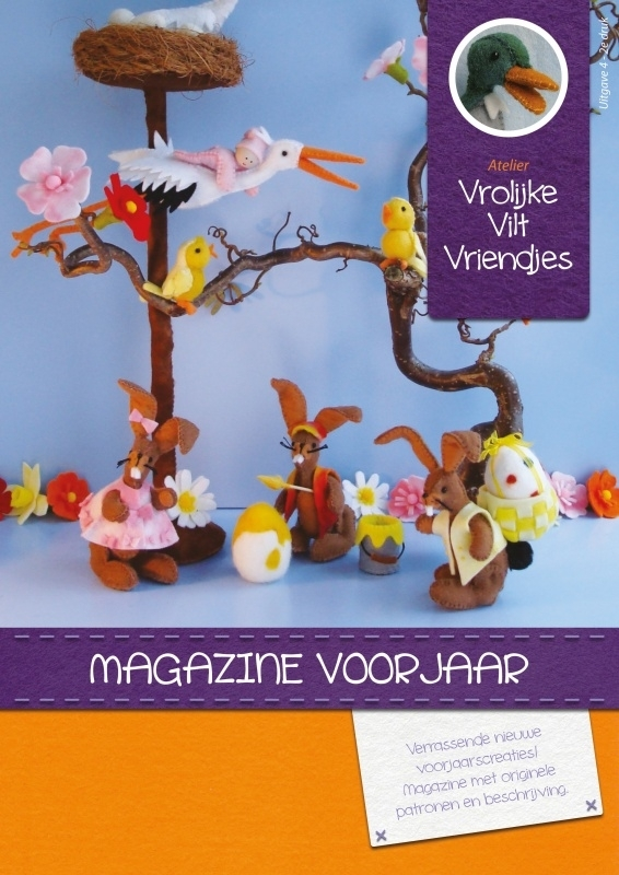 Magazine nr. 4 : Voorjaar