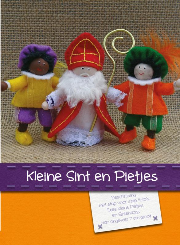 Kleine Pietjes en kleine Sint