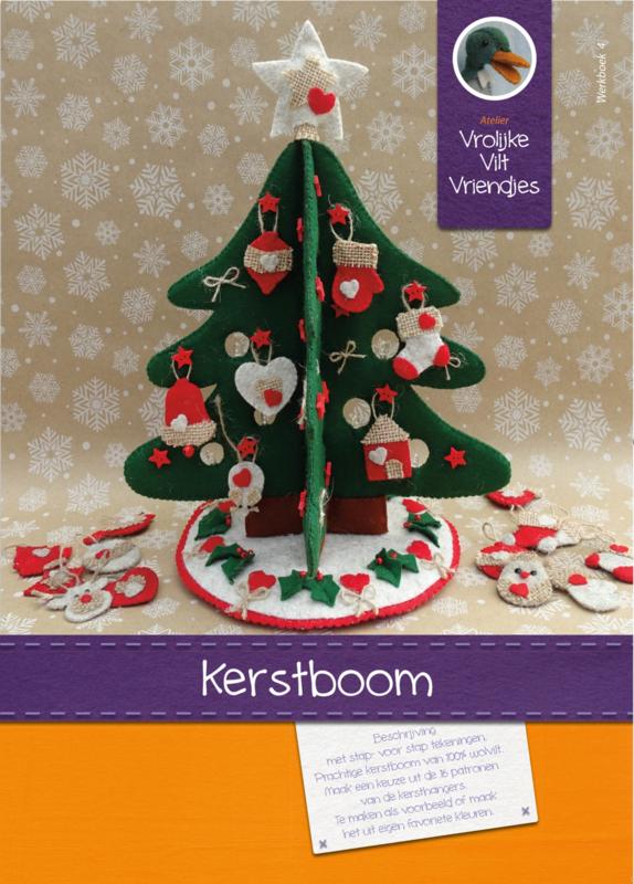Kerstboom materiaalpakket