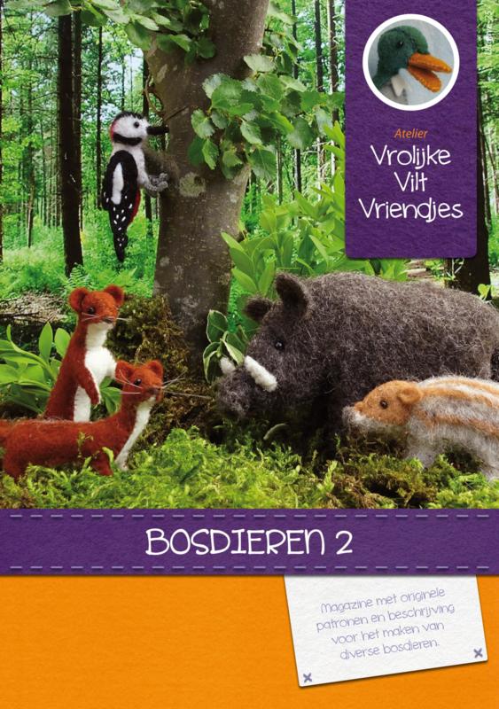 Magazine 25: Bosdieren 2