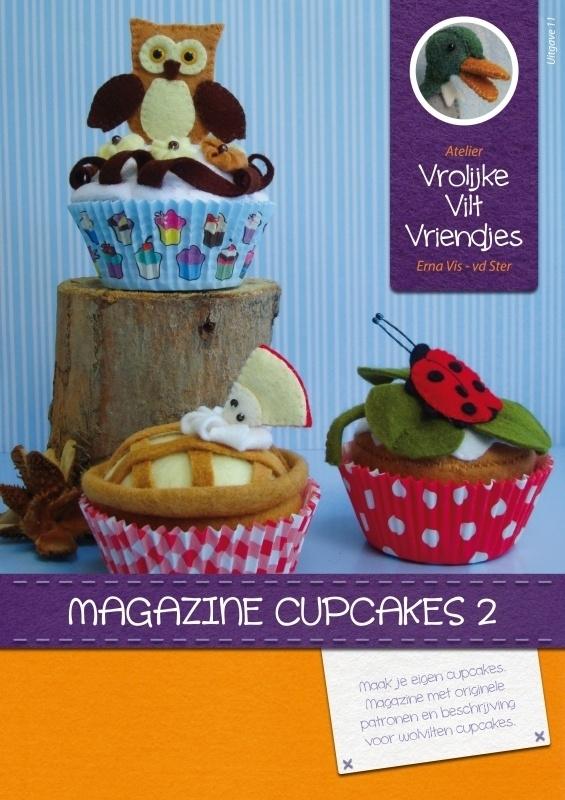 Magazine nr. 11 : Cupcakes 2