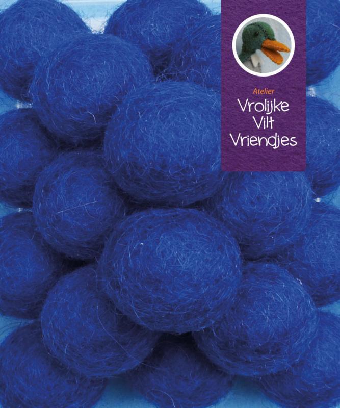 Wolbal blauw