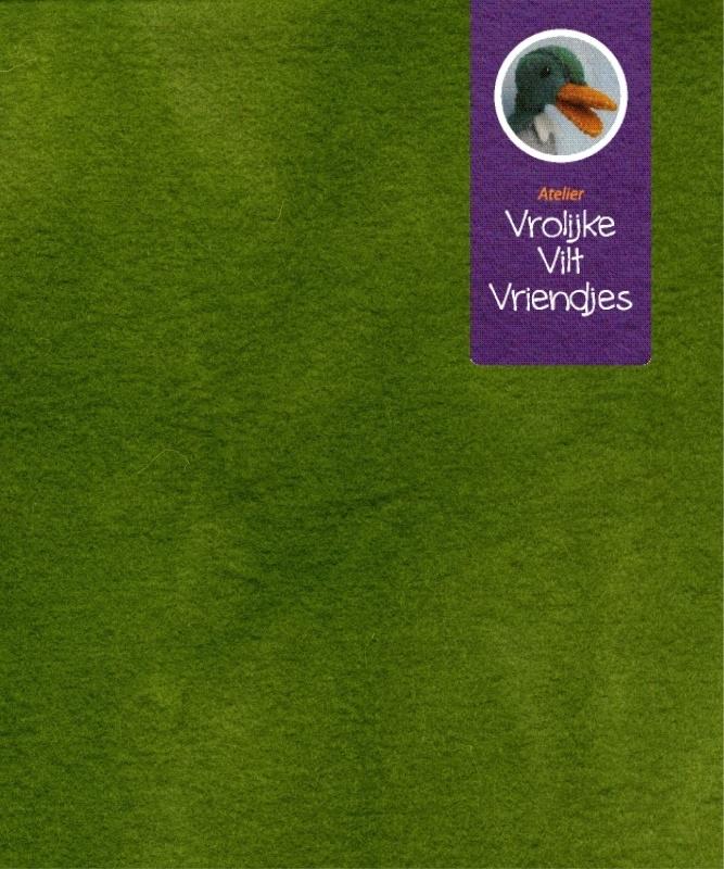 Sprookjesvilt groen (dotterbloem of kikker)