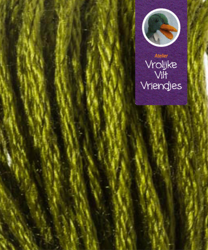 Groen blad splijtgaren
