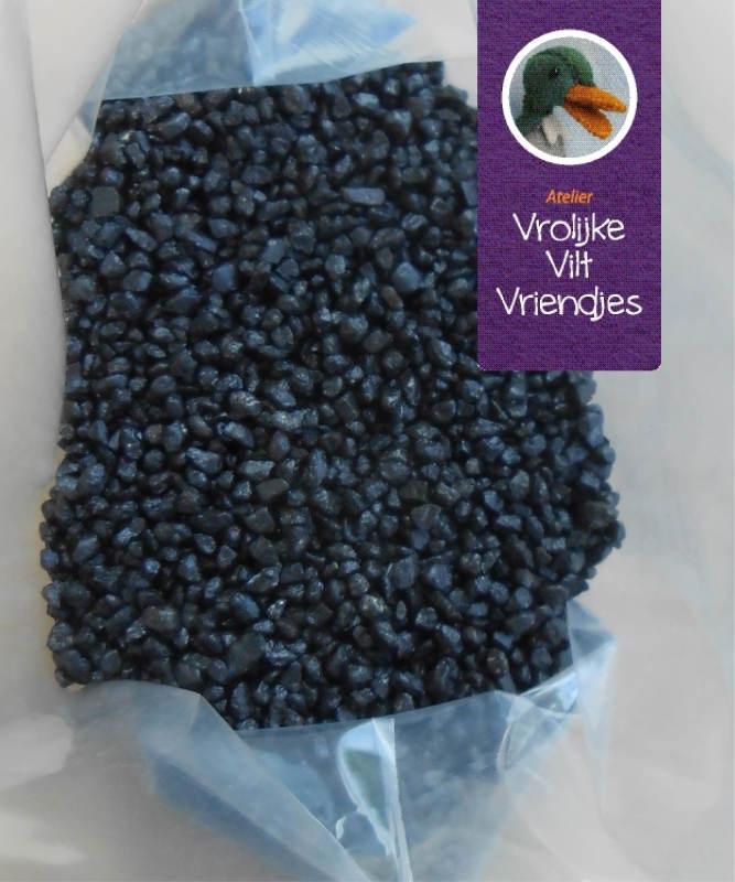 Grind zakje van ongeveer 100 gram