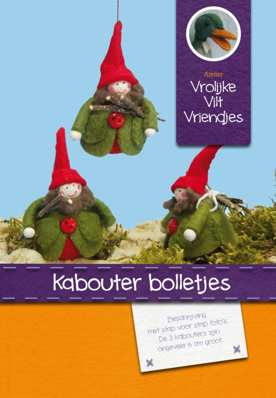 Kabouter bolletjes