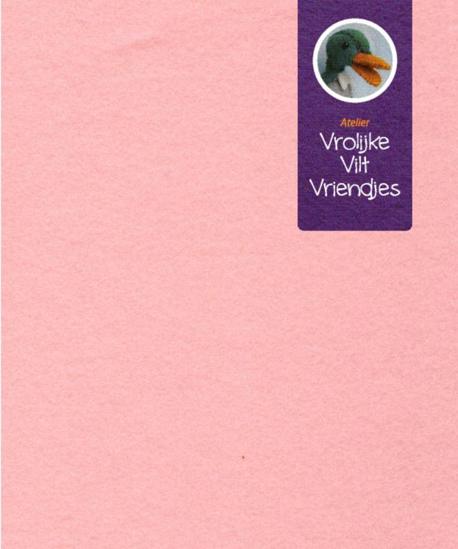 Roze wolvilt
