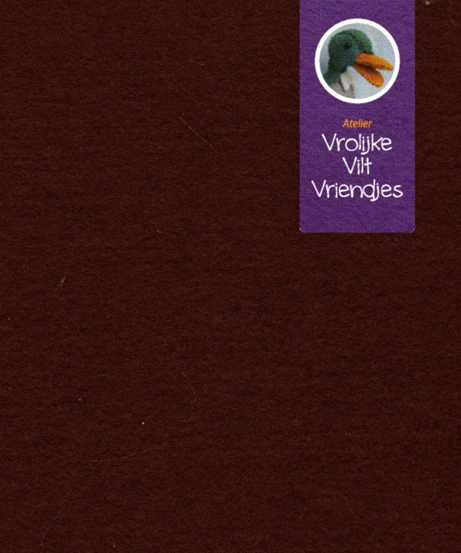 Bruin  wolvilt