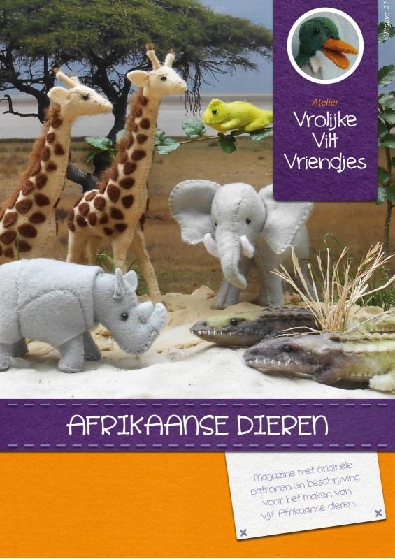 Magazine 21: Afrikaanse dieren