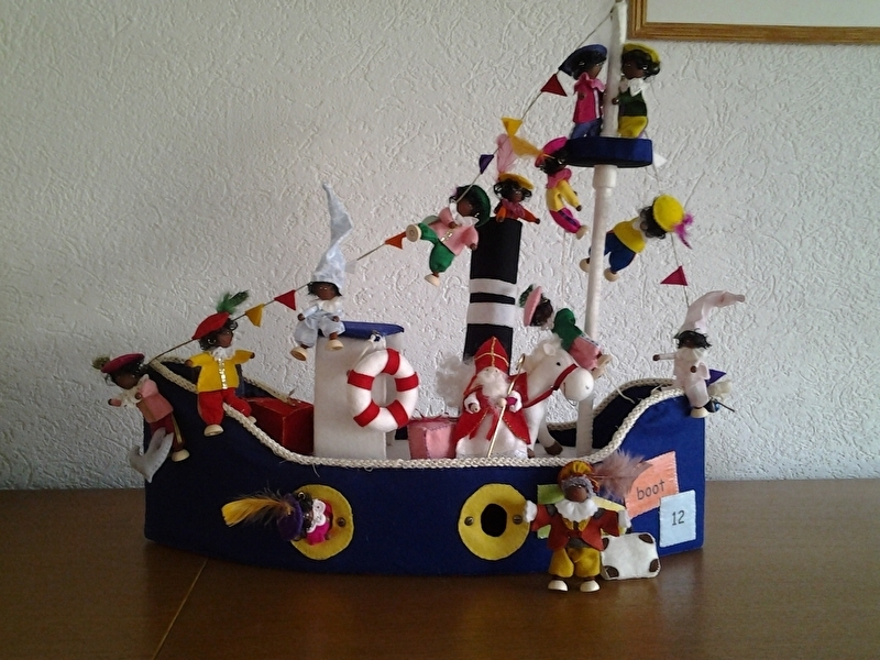 Pakjesboot (klantenfoto)