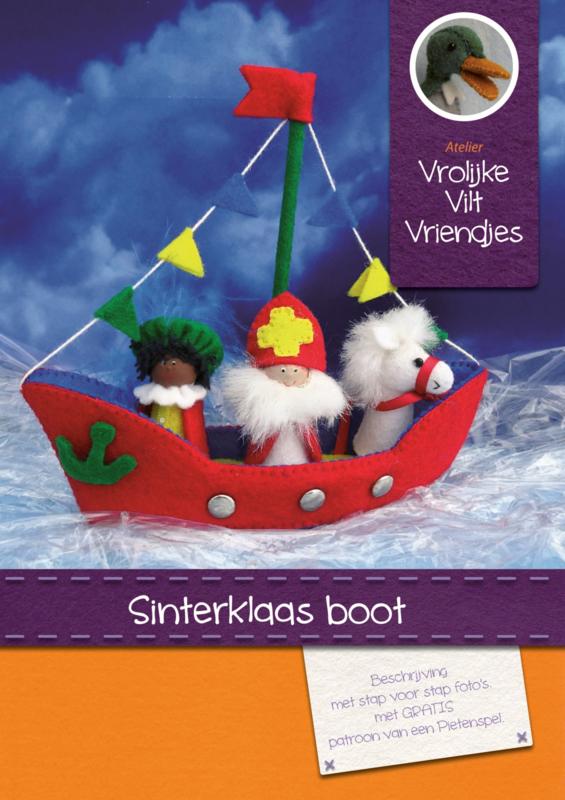 Sinterklaas boot