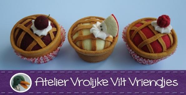 vilten cupcakes