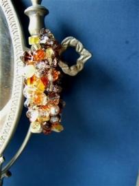 A 241 Gele Opaliet in een speciale armband