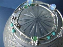 A39 Drie cirkels, Opaliet en Jade.