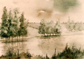 Landschap 9