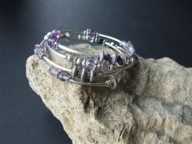 Three in one with Amethyst