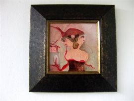 Spiegelbeeld / verkocht