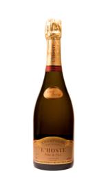 Champagne l'Hoste Père & Fils, Blanc de Blancs 'Cuvée Prestige' Brut, Fankrijk