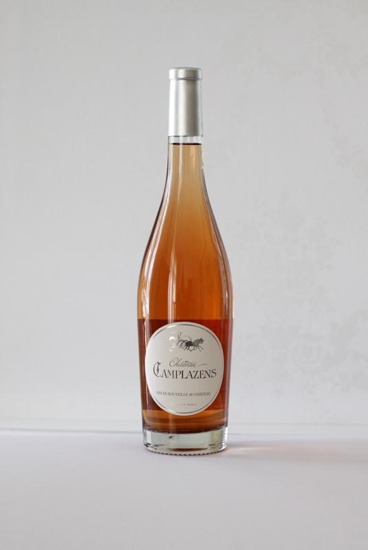 Camplazens Rose, Grenache & Syrah, IGP Pays d'Oc, Frankrijk