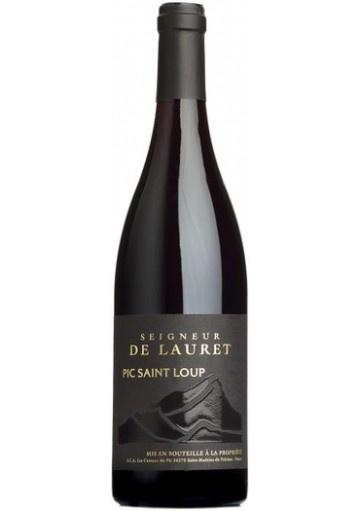 Seigneur De Lauret, Pic Saint Loup, Languedoc Rouge AOP, Frankrijk