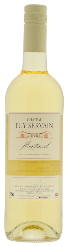 Puy Servain Tradition blanc Montravel, Frankrijk