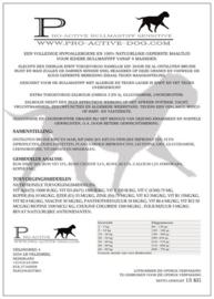 PRO-ACTIVE BULLMASTIFF SENSITIVE INHOUD 5 KG (GEPERST)