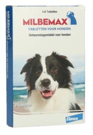 MILBEMAX HOND 10-50 KG 2 TBL