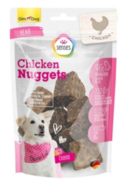 GIMDOG SENSES PURE CHICKEN NUGGETS 100 GR