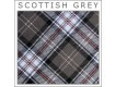 Aqua Coolkeeper Cooling Collar Scottish Grey 17 XXXXL 73-81 cm x 10 cm
