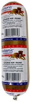 NATURIS HOUDBAAR KIP/RUND 650 GR